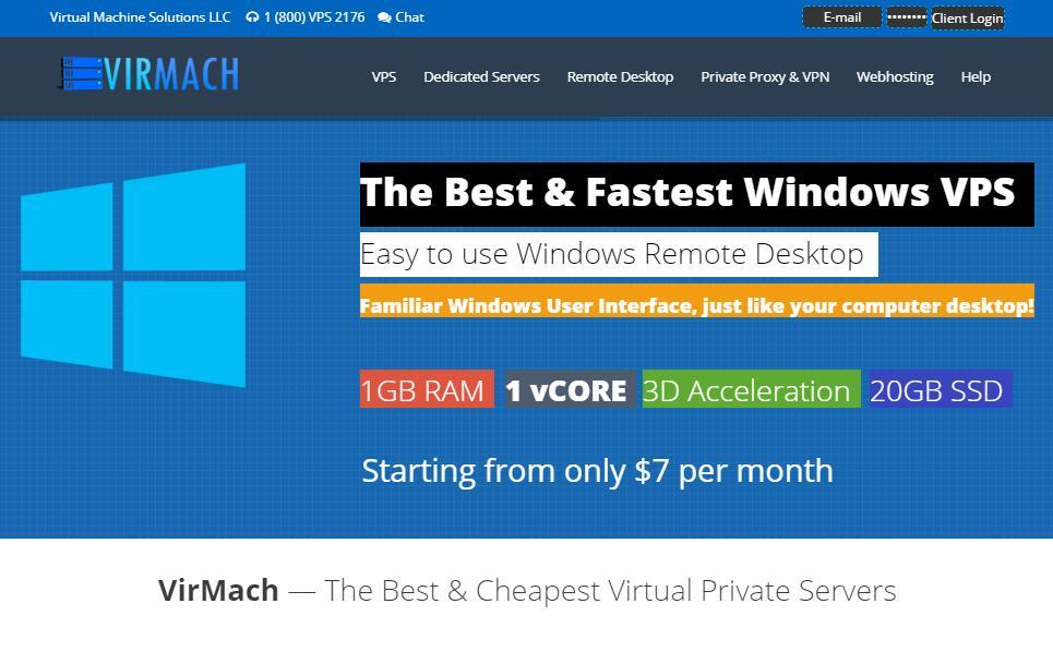 Virmach 低端VPS服务商主机性能与速度评测报告,最便宜的主机商之一!